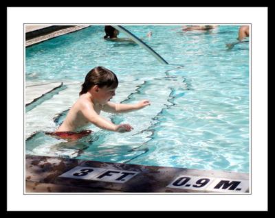Jaggerswimming